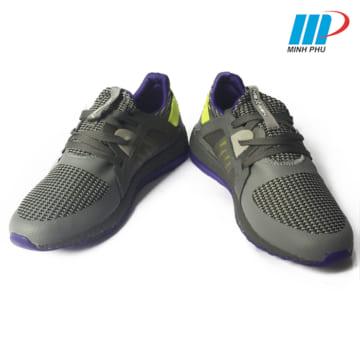 giày chạy bộ 16126 xám tím