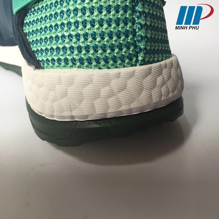đế giày thể thao 16126 xanh