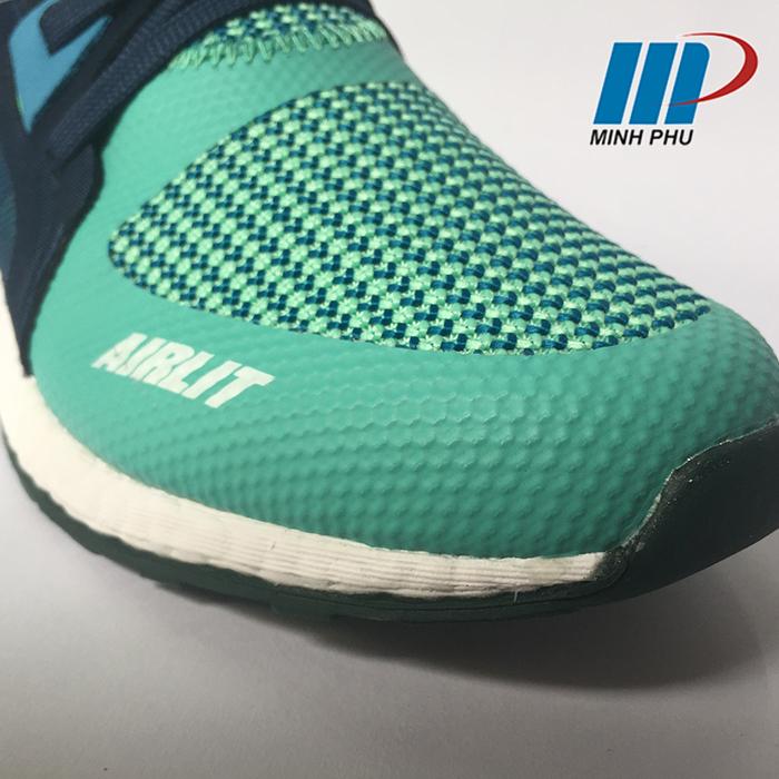 mũi giày thể thao 16126 xanh