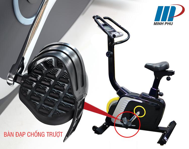 bàn đạp xe đạp tập thể dục DLE-42811B