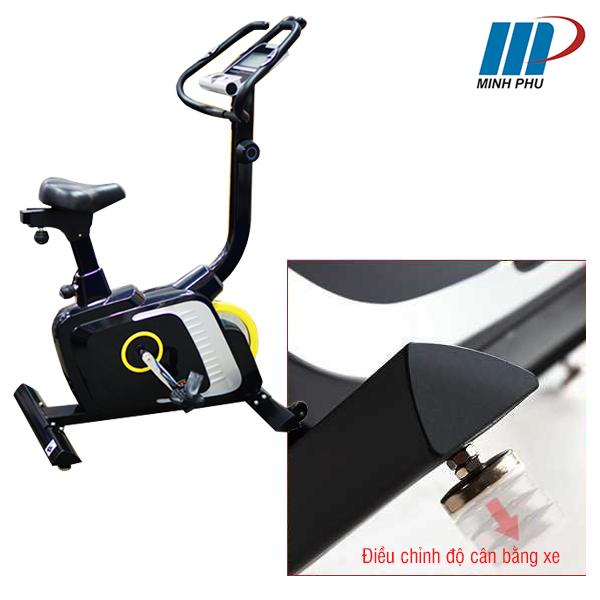 điều chỉnh cân bằng xe đạp tập thể dục DLE-42811B