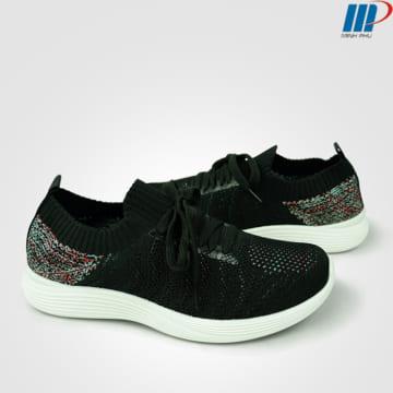 Giày thể thaonữ EB 6777 đen