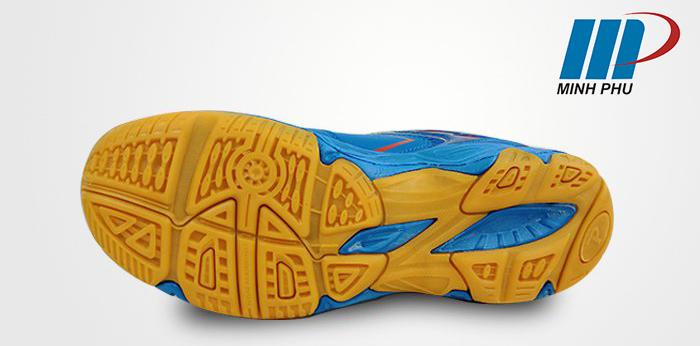 Giày cầu lông Promax PR-18018 màu xanh đỏ