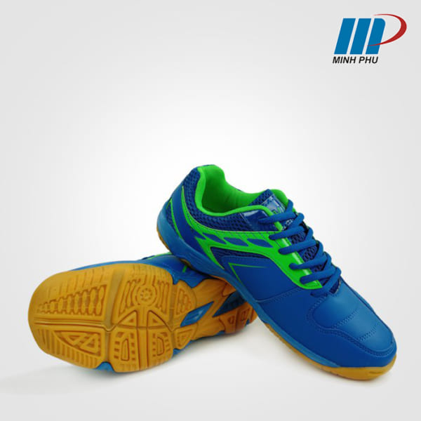 Giày cầu lông Promax PR-18018 màu xanh chuối