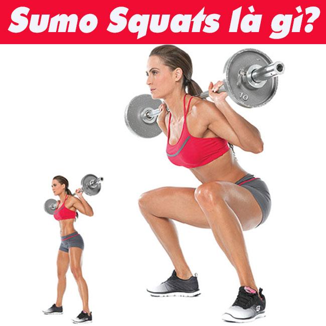 sumo squat là gì