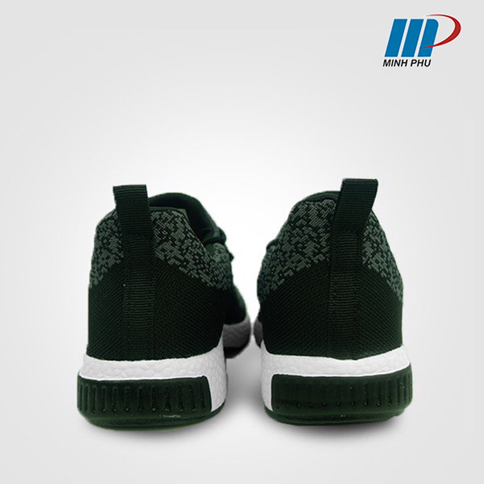 Phần sau giày jogarbola 180264 đen nhám