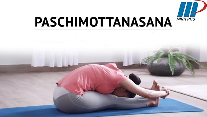 Paschimotan Asana