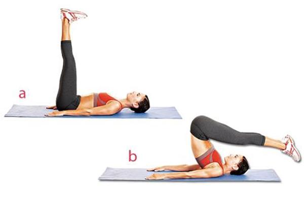 Bài tập cuộn người Pilates tăng chiều cao