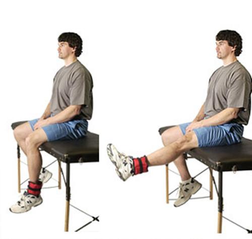 Bài tập Pilates tăng chiều cao – dồn trọng lượng vào mắt cá chân