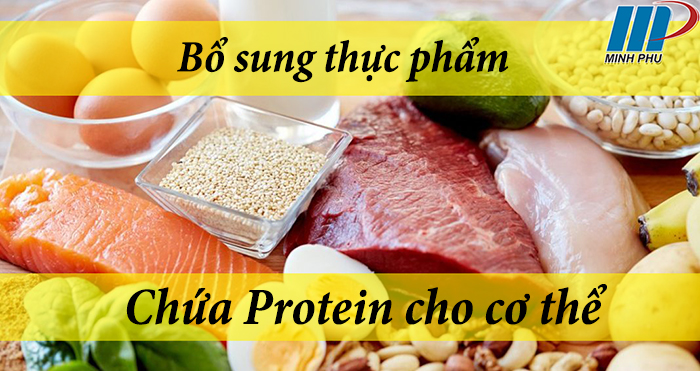 Tăng cường tối đa lượng Protein