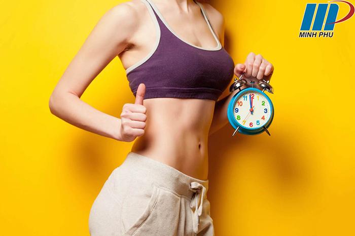 Tập thể dục vào buổi trưa