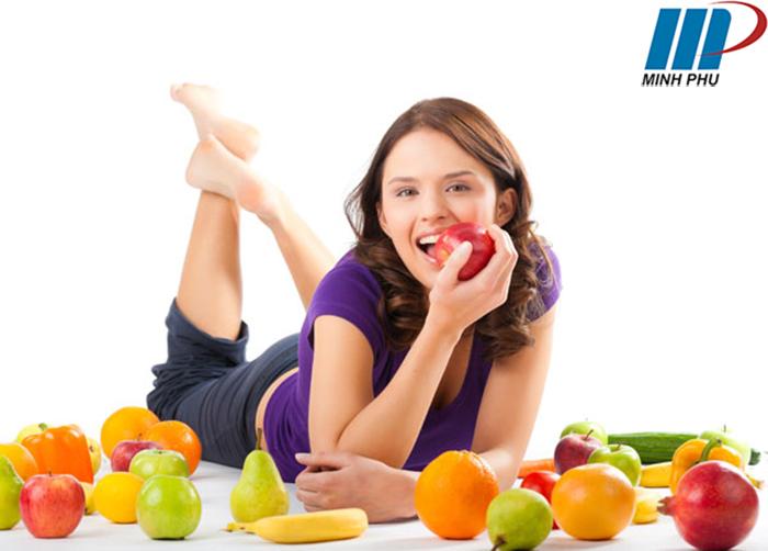 bổ sung hoa quả