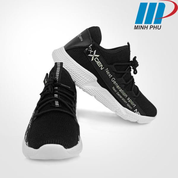Giày thể thao Nam - Nũ NEXGEN Đen