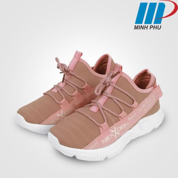 Giày thể thao Nam - Nũ NEXGEN hồng
