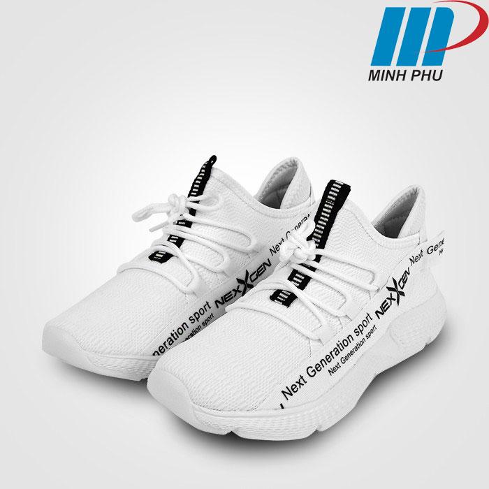 Giày thể thao Nam - Nũ NEXGEN trắng