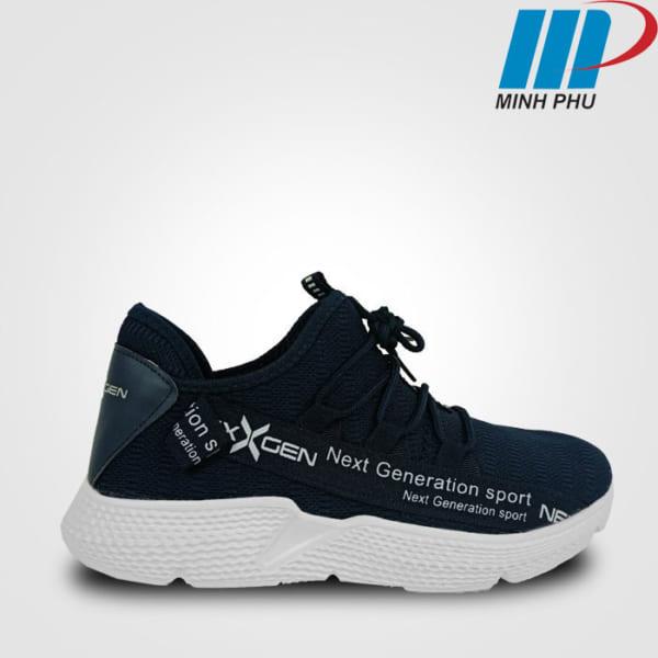 Giày thể thao Nam - Nũ NEXGEN xanh navy