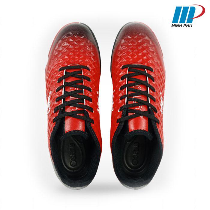 Giày đá bóng Mitre MT-180204B màu đỏ