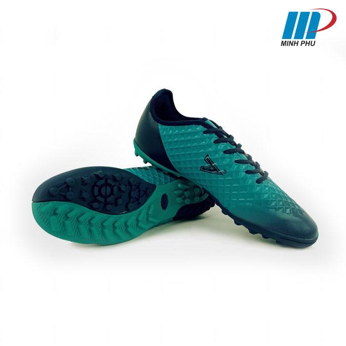 Giày đá bóng Mitre MT-180204B màu xanh cổ vịt