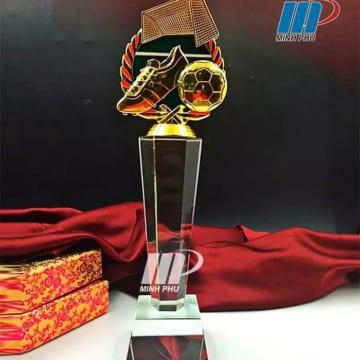 Cúp pha lê bóng đá M-605