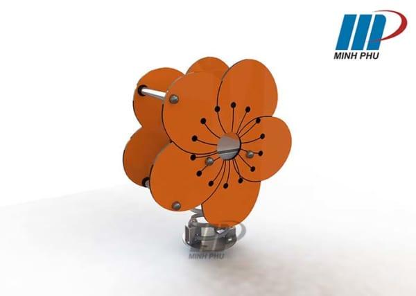 Thú nhún hình bông hoa NIK731513-FL