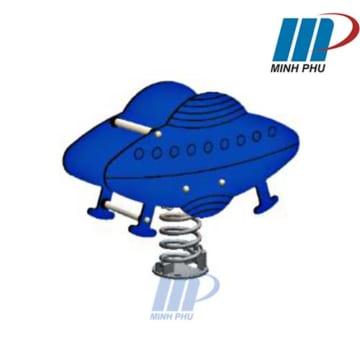 Thú nhún đĩa bay NIK731513-UFO