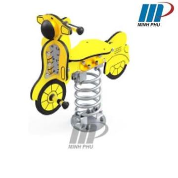 Thú nhún hình xe máy NIK731512-R