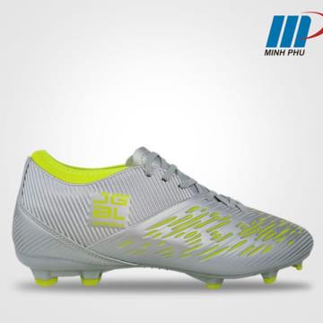Giày bóng đá Jogarbola 190424A màu ghi nhạt
