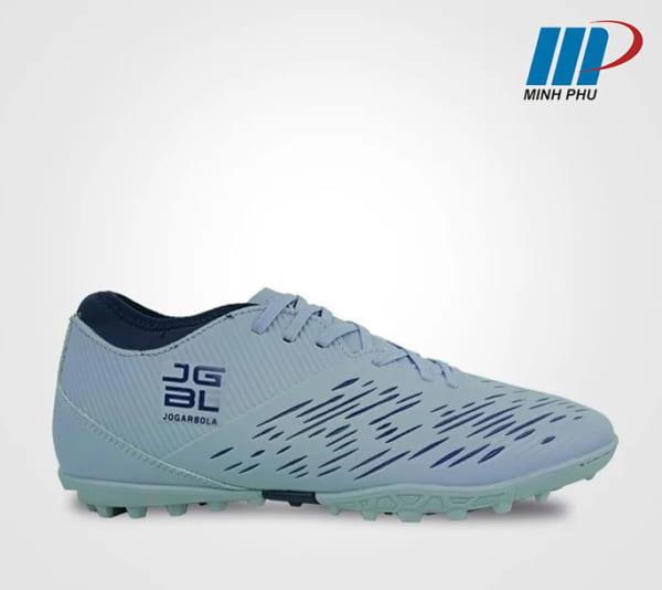 Giày bóng đá Jogarbola 190424B màu xanh ngọc