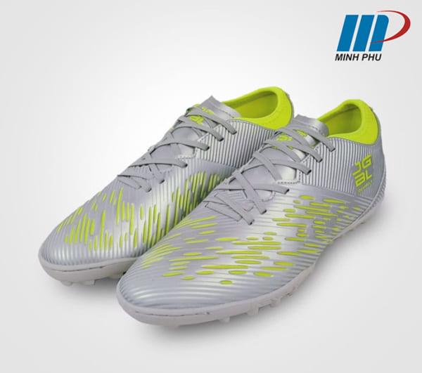Giày bóng đá Jogarbola 190424B màu ghi
