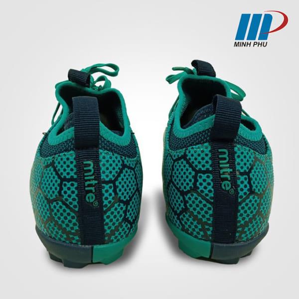 Giày bóng đá Mitre 181045 xanh cổ vịt