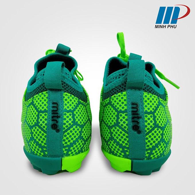 Giày bóng đá Mitre 181045 xanh neon