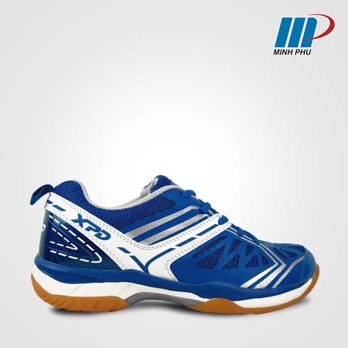 Giày cầu lông XPD 761 xanh biển