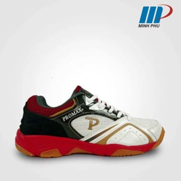 giày cầu lông Promax19018 trắng