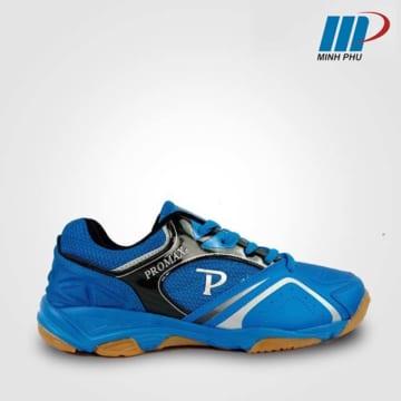 Giày cầu lông Promax 19018 xanh biển.