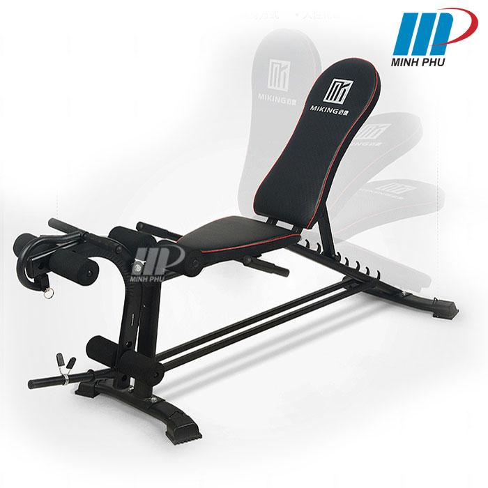 Ghế tập gym đa năng Miking PS-031