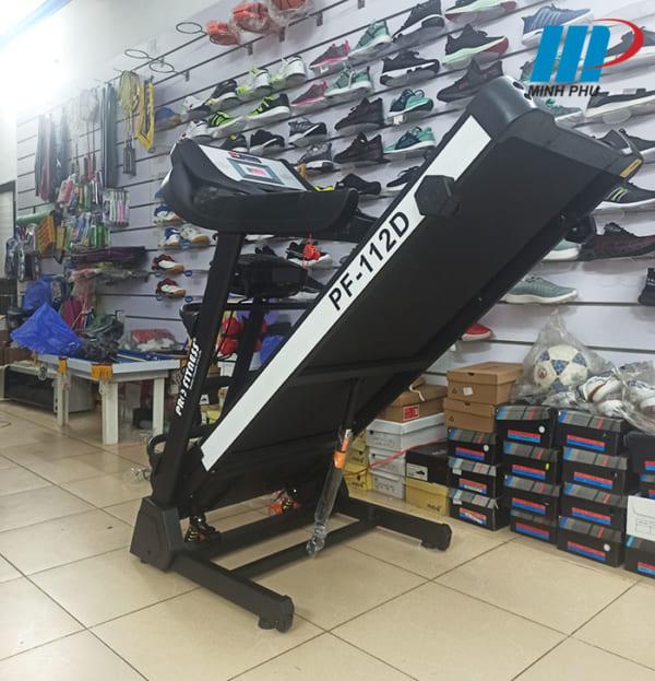 Máy chạy bộ điện Pro Fitness PF-112New