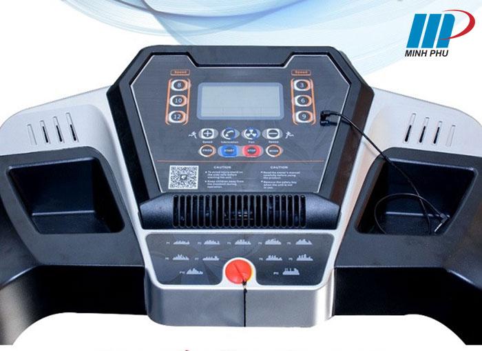 Máy chạy bộ điện Ganas T500