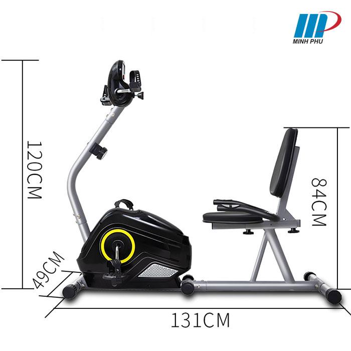 Xe đạp tập thể dục JTH-212R