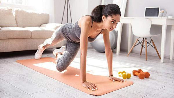tập giảm cân
