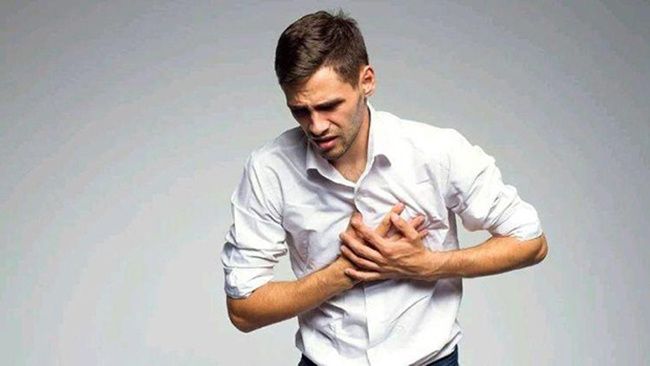 người mắc bệnh tim