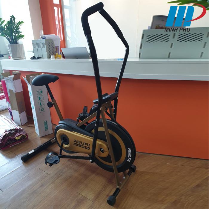 Xe đạp tập thể dục liên hoàn AGA-208TN