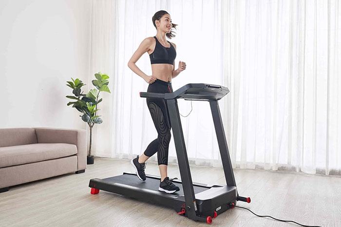 tập chạy bộ có tác dụng tốt với nữ