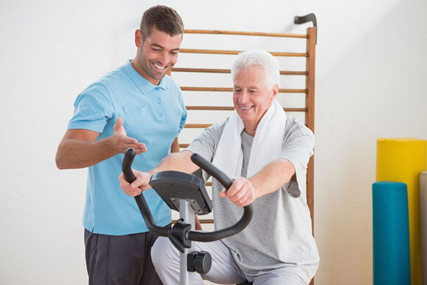 xe đạp tạp thể dục tốt cho người cao huyết áp
