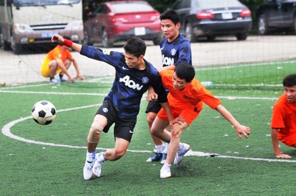 bóng đá tăng chiều cao
